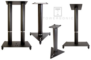adjustable speaker stands